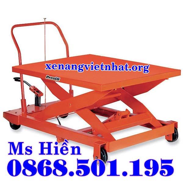 Bàn Nâng Thủy Lực 500kg Nhập Khẩu Và Phân Phối Giá Tốt Tại Hà Nội