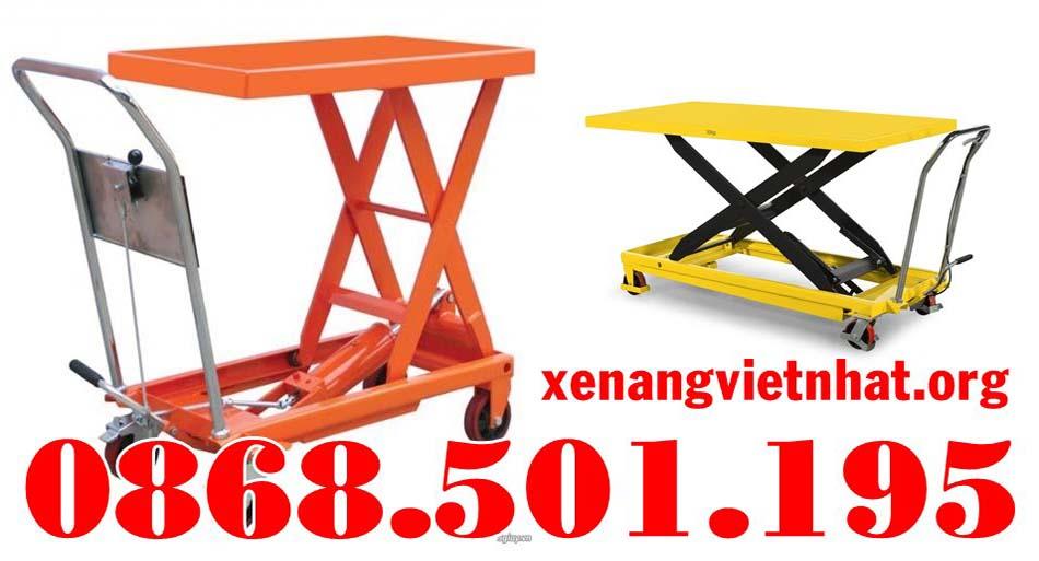 bàn nâng thủy lực 350kg giá rẻ
