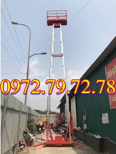 Thang nâng 12m 14m 16m
