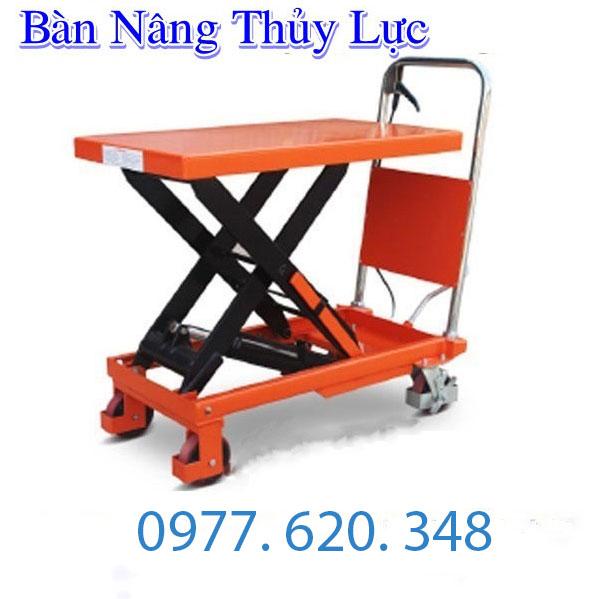 Bàn Nâng Thủy Lực 500kg ở Tại Hà Nội Nhập Khẩu Chất Lượng
