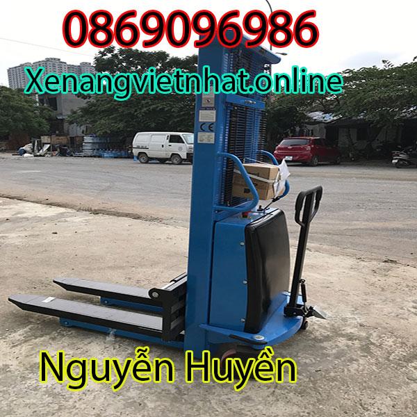 *Việt Nhật Chuyên Cung Cấp Xe Nâng Bán Tự động Chính Hãng