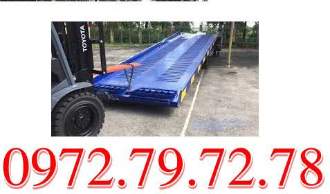 Cầu dẫn lên container 8T