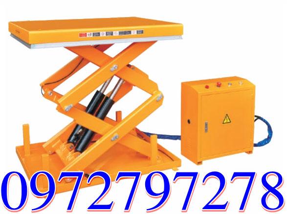bàn nâng điện cố định