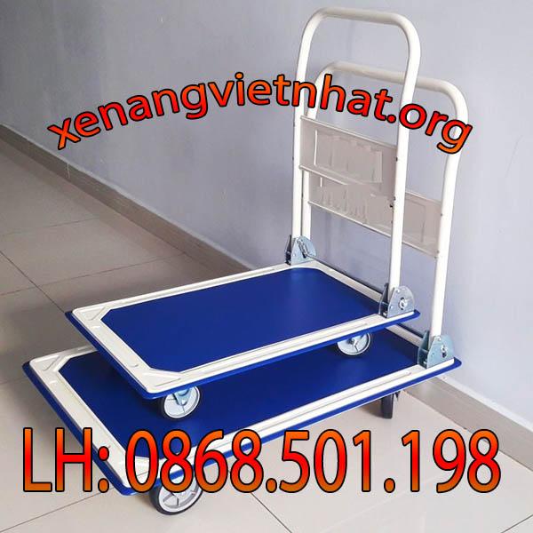 Xe đẩy Hàng WT150, WT300 Giảm Giá Sốc Tại Công Ty Việt Nhật