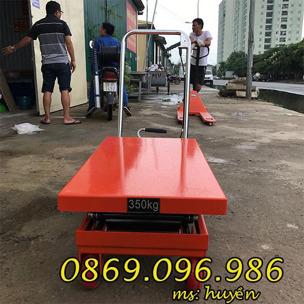 bàn nâng thủy lực giá rẻ 350kgbàn nâng thủy lực giá rẻ 350kg