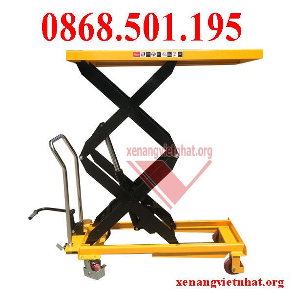 bàn nâng thủy lực 800kg 1000kg