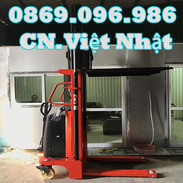 xe nâng bán tự động niuli đang được Việt Nhật cung cấp với giá siêu rẻ